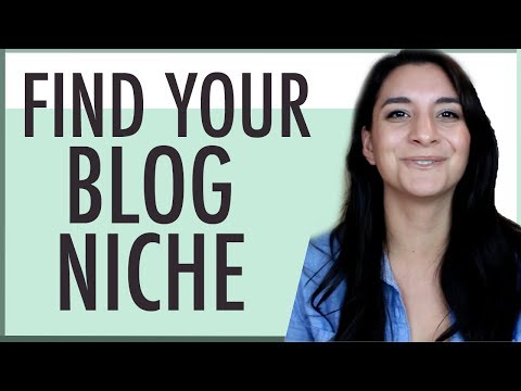 Finding Your Blog Niche: The Insanely Easy Guide When You Just.Can't.Decide
