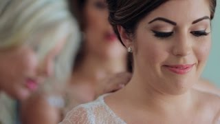 Emotional Speech by Father of the Bride {Orlando Wedding Video}