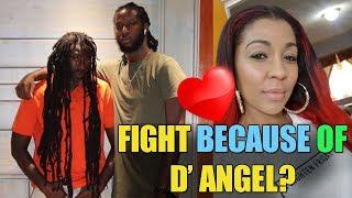 F!GHT Because Of D'Angel? TRUTH? Marcus & Buju Banton GOOD Again