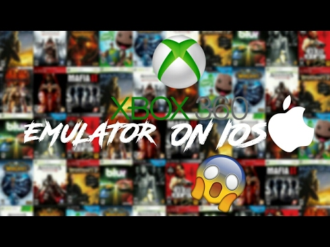 Xbox 360 Emulator On iOS!