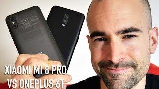 Xiaomi Mi 8 Pro vs OnePlus 6T | Battle of the Value Flagships!