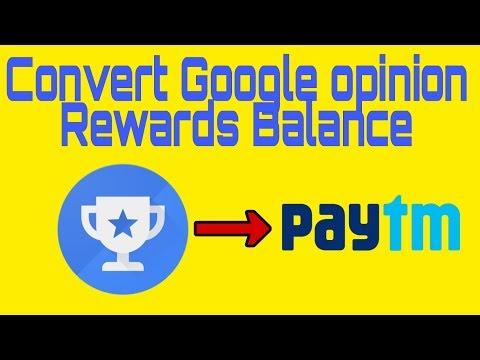 Amazing Trick | Convert Your | Google opinion rewards | Balance to | Paytm instantly | Masti Legends
