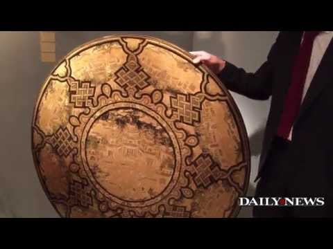 Exploring English furniture treasures at NYC International Fine Art and Antiques Show 2014