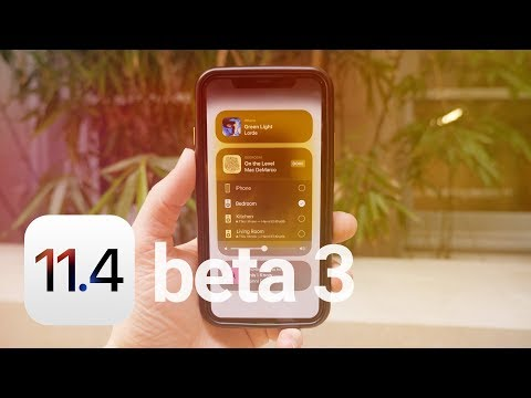 iOS 11.4 Beta 3: What's New?