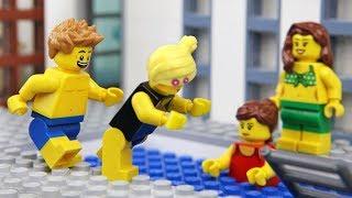 Lego Pool Party