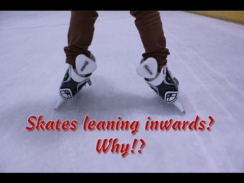 How Do I Keep My Ankles Straight When I Skate - Why Do My Ankles Lean Inwards Ice Hockey Skates