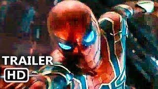 Download AVENGERS: INFINITY WAR ″Spiderman Iron Suit″ Trailer (2018) Iron Spider Movie HD Video