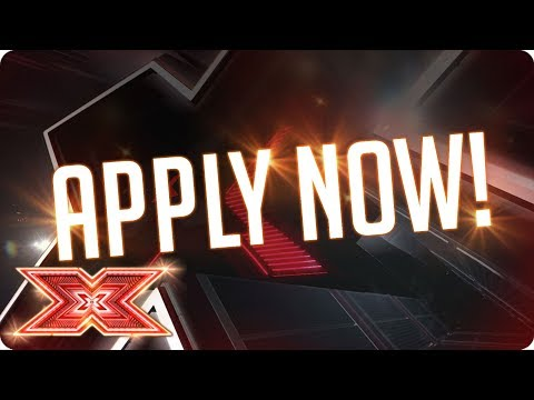 Do you have The X Factor? Apply now! | Backstage | The X Factor 2017
