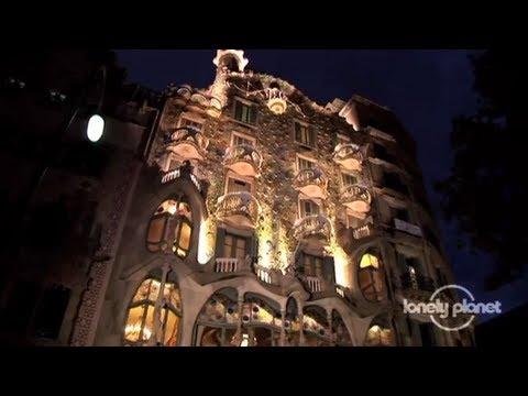 Barcelona city guide - Lonely Planet travel video