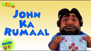 John Ka Rumaal - Motu Patlu in Hindi WITH ENGLISH, SPANISH & FRENCH SUBTITLES