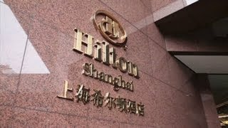 CEO of Hilton Worldwide reveals views on business environ...