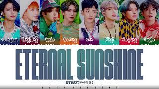 ATEEZ (에이티즈) - 'ETERNAL SUNSHINE' Lyrics [Color Coded_Han_Rom_Eng]