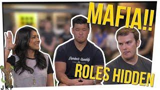 Mafia (Roles Hidden) | Season of Break Ups Ft. Nikki Limo & Steve Greene