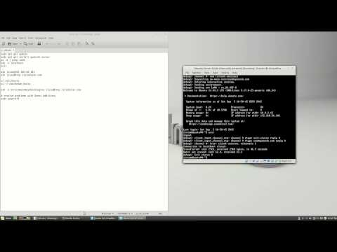 Install SSH on Ubuntu Server #16