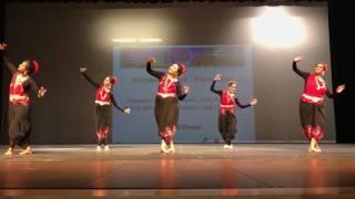 """Dance tantra students performs """"Bhare Naina"""" at Dawat 2017"""