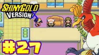 pokemon shiny gold x walkthrough kanto