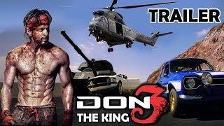 DON 3 : THE KING Trailer | Shahrukh Khan | Priyanka Chopra | Farhan Akhtar
