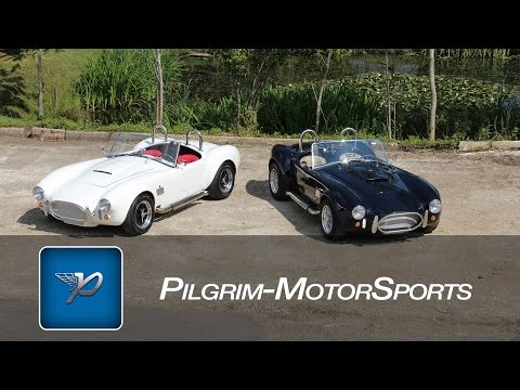New factory built Cobra replicas now available from Pilgrim MotorSports | Sussex