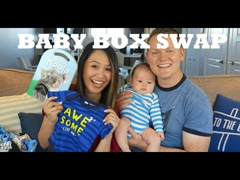 BABY BOX SWAP WITH JUST CATHY