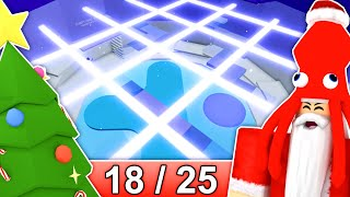 [18/25] CHRISTMAS STAGES in Tower of Hell... | Roblox