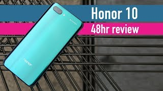 Honor 10 48hr review - LIVE Q&A