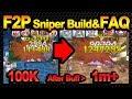F2P ADL Sniper FAQ & Tips [Ragnarok M Eternal Love]