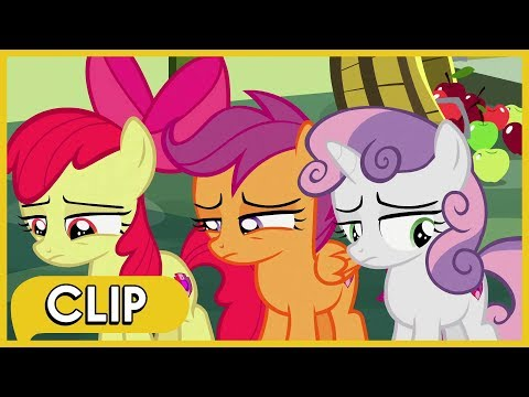 The CMC's Failed Attempts to get into the School of Friendship - MLP: Friendship Is Magic [Season 8]