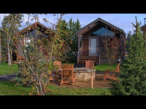 Explorer Cabins at Yellowstone - Yellowstone Cabins