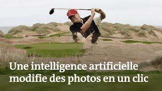 Des objets disparaissent de photos en un clic grâce à de l'intelligence artificielle
