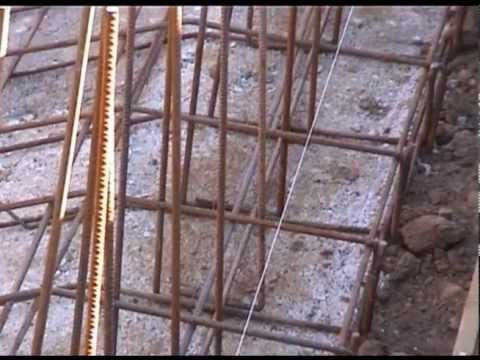 Building  A Cast Cement Swimming Pool Part II