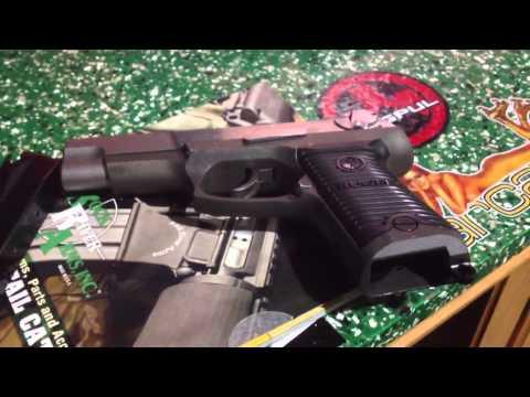 I inherited a 21 year old RUGER P85 MK II 9mm