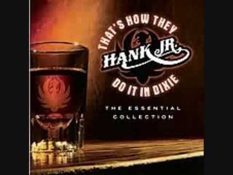 Hank Jr - Big Mamou