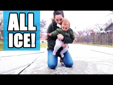 BIG ICE STORM 2018!