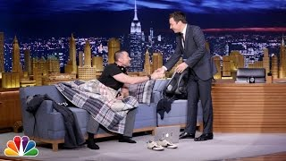 Download Hugh Jackman Crashes Jimmy's Monologue Video