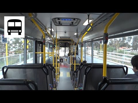 Volvo B7RLE Mark III (Volgren, 12m, Voith) - Transperth Circle Route Bus 998 (Part Three)