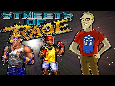Streets of Rage Trilogy - The Best Beat 'Em Ups Of All Time! (Sega Genesis Retro Game Review)