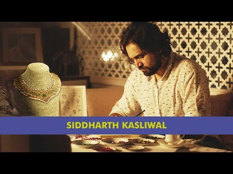 Siddharth Kasliwal | Jeweler | Love Letters To India | Unique Stories From India