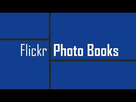 Create Photo Book from Flickr pictures