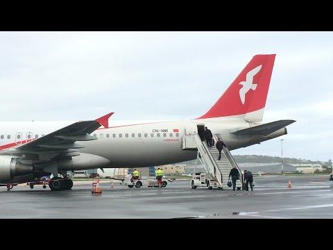 Air Arabia Maroc flight 3O127 From Tangier IBN Batouta To Amsterdam Schiphol airport