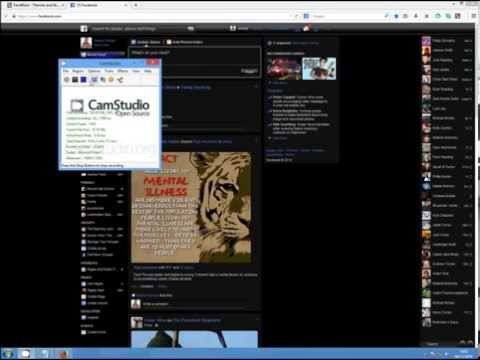 How To Change Facebook Theme 2014 on firefox