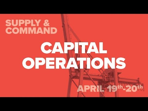 Capital Operations - Supply & Command 2018