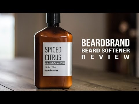 Beardbrand Beard Softener Review - Does It Actually Make Your Beard Softer?