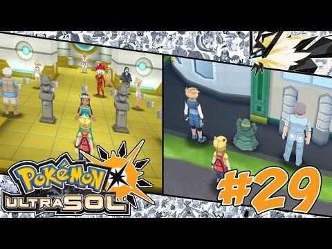 ♦️ Guía Pokémon UltraSol ♦️ #29 ▪️ Gimnasio Kanto y Cabo de las Afueras