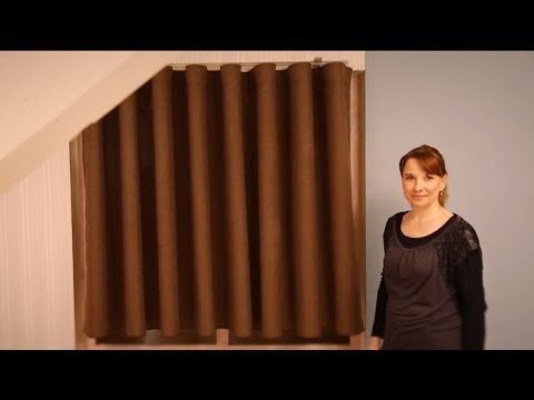 Wave pleat tape - Gerster collection curtain tapes