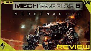 Mechwarrior 5 Mercenaries Review