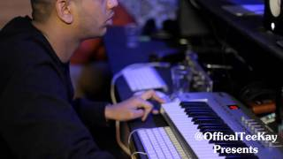 Making of: Marching by Cashtastic prod by Steel Banglez
