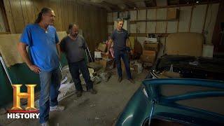American Pickers: 1967 Jaguar XKE Convertible (Season 18, Episode 24) | History