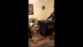 Kids Jj Watt Box Jump Crossfit Box Jump 51 Inch Tall Kid Jumps Over 3
