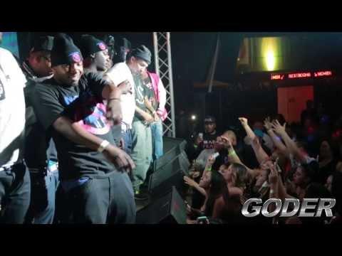 Goder Presents: @hussbaby100's Birthday Party @ Club Fiesta In San Jose