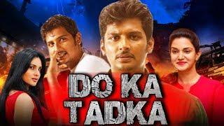 Do Ka Tadka (Singam Puli) Hindi Dubbed Full Movie | Jiiva, Divya Spandana, Honey Rose